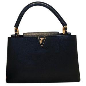 Louis Vuitton Capucines MM 100% authentic